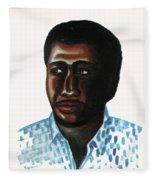 Cheick Oumar Sissoko Fleece Blanket