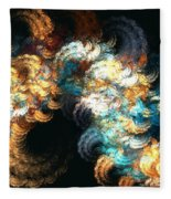 Chenille Fleece Blanket