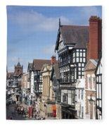 Chester City Centre Fleece Blanket
