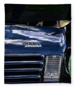 Chevy Vega Fleece Blanket
