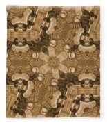 Chick Here - Chick There  Everywhere A Chick Chick 2 Fleece Blanket