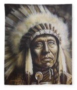 Chief Fleece Blanket