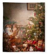 Christmas - My First Christmas  Fleece Blanket
