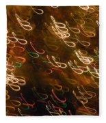Christmas Card - The Manger Fleece Blanket
