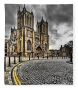 Church Of England Fleece Blanket