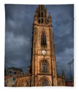 Church Of Our Lady - Liverpool Fleece Blanket