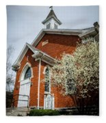 Church Series 1 Fleece Blanket