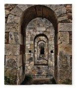 Citadelle Bridge Arch Fleece Blanket