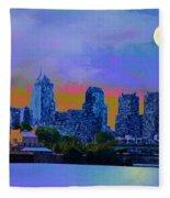 City Nights Fleece Blanket