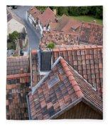 City Roofs Fleece Blanket