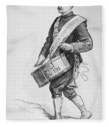 Clark Howell (1863-1936) Fleece Blanket