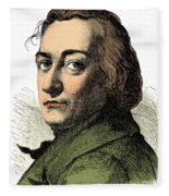 Claude-louis Berthollet, French Chemist Fleece Blanket