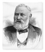 Claus Spreckels (1828-1908) Fleece Blanket