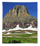 Clements Mountain Fleece Blanket