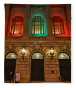 Cleveland Courthouse Fleece Blanket