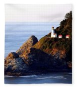 Cliff Dwellers Fleece Blanket