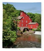 Clinton Mill IIi Fleece Blanket