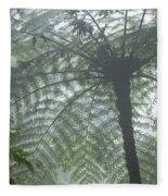 Cloud Forest Ceiling, Costa Rica Fleece Blanket