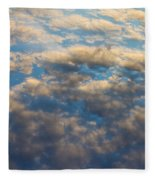 Cloud Imagery Fleece Blanket