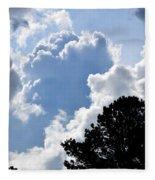 Cloud Power Fleece Blanket
