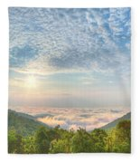 Cloud Sea Fleece Blanket