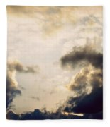 Clouds-9 Fleece Blanket