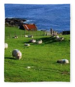 Co Cork, Beara Peninsula Fleece Blanket