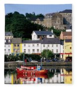 Co Cork, Kinsale Fleece Blanket