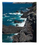 Coastline Fleece Blanket