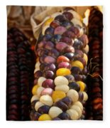Color Corn Fleece Blanket