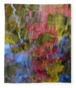 Color Palette Fleece Blanket