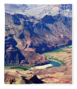Colorado River IIi Fleece Blanket