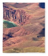 Colorado River Iv Fleece Blanket