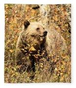 Colorful Smile Fleece Blanket