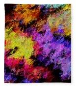 Colorosity Fleece Blanket