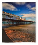 Colwyn Pier Fleece Blanket