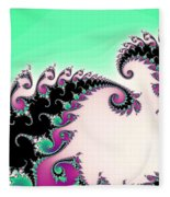 Come And Dance With Me Fleece Blanket