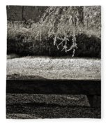 Concurrence Of Causes Fleece Blanket