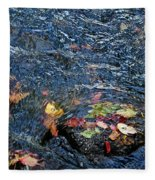 Confetti By Mother Nature Fleece Blanket