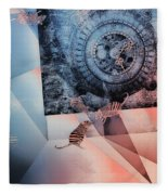 Confusion Fleece Blanket