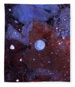 Conjunction Fleece Blanket