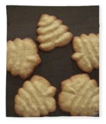 Cookie Treat For You Fleece Blanket