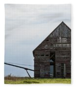 Corncrib Fleece Blanket