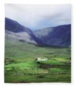 County Kerry, Ireland Fleece Blanket