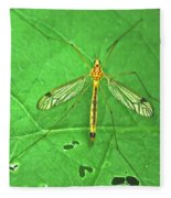 Crane Fly 7623 Fleece Blanket