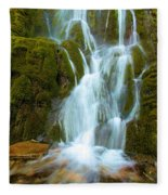 Crater Lake Vidae Falls Fleece Blanket