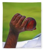 Cricket Anyone Fleece Blanket