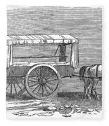 Crimean War: Ambulance Fleece Blanket