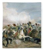 Crimean War Fleece Blanket