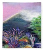 Croagh Patrick Fleece Blanket
